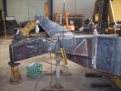 Custom Scraper Construction